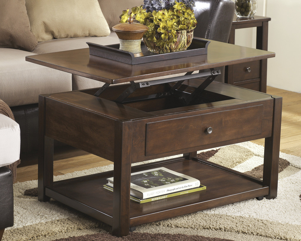 The Marion Lift Top Coffee Table