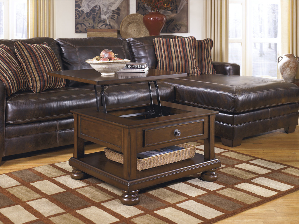 The Porter Lift Top Coffee Table