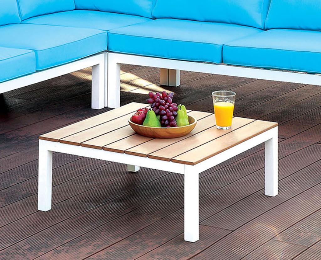 Winona Contemporary Patio Sectional Miami Direct Furniture
