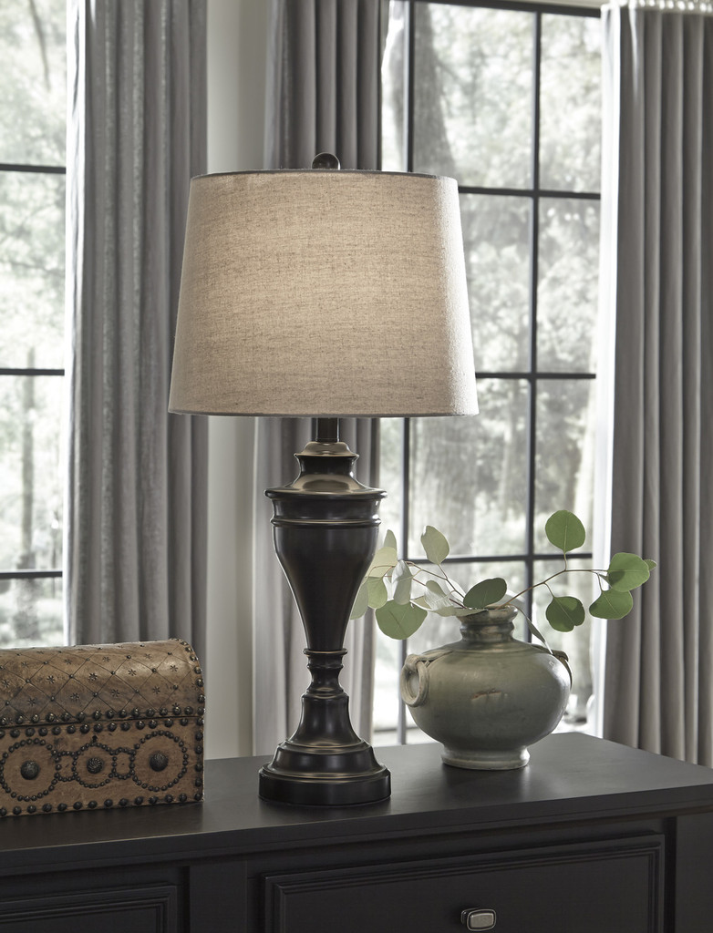 The Darlita Table Lamp Set