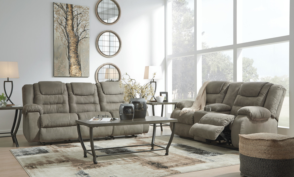 Wondrous The Mccabe Cobblestone Reclining Collection Unemploymentrelief Wooden Chair Designs For Living Room Unemploymentrelieforg