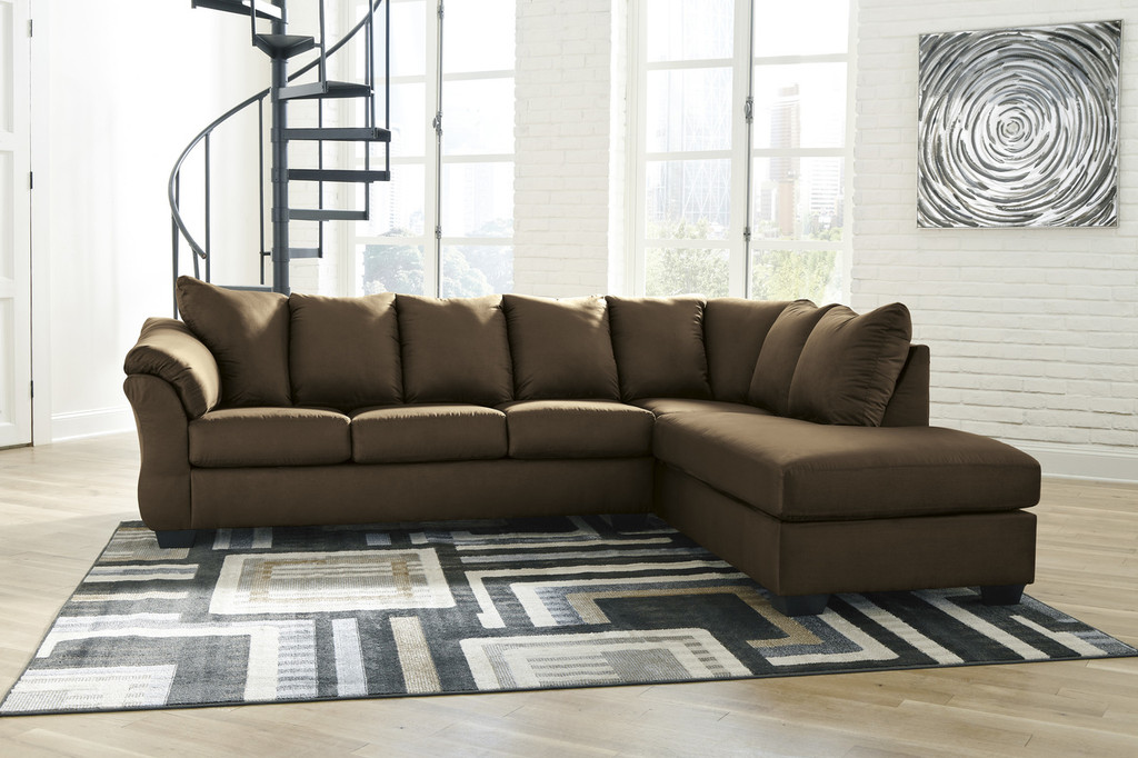 The Darcy Cafe Sectional