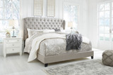 The Jerary Upholstered Bed