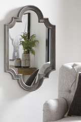 The Williamette Accent Mirror