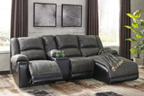 The Nantahala RAF Reclining Sectional