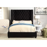 The Mirabelle Black Bed