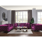 The Atronia Purple Living Collection