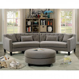 The Sarin Gray Sectional