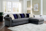 The Wilmington Grey Sectional