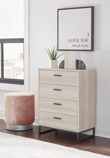 The Four Drawer Socalle Collection Chest