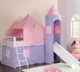 The Princess Castle bunkbed
