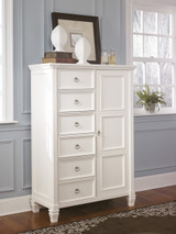 The Prentice collection chest door chest