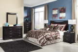 The 6PC Zanbury Bedroom Collection Package