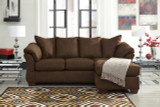 The Darcy Coffee-Cafe Sofa Chaise