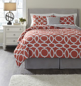 The Clairette Comforter Collection