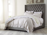 The Coralayne Upholstered Bed