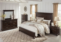The Brynhurst Panel Bedroom Collection