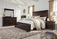 The Brynhurst Storage Bedroom Collection