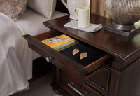 The Brynhurst Upholstered Panel Bedroom Collection