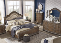 The Charmond Upholstered Bedroom Collection