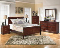 The 6pc Alisdair Youth Bedroom Collection