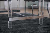 The Casper 7pc Glass Top Dining Set