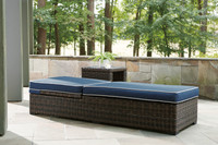 The Grasson Lane Outdoor Patio Chaise Lounge