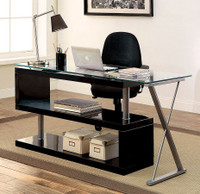 The Bronwen Black Office Desk