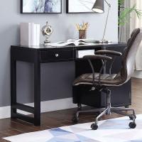The Kaniel Black Office Desk
