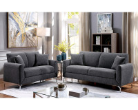 The Lauritz Gray Living Room Collection