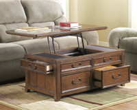 The Woodboro Lift Top Coffee Table