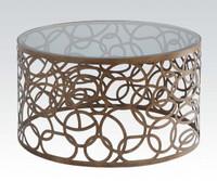 The Anya Glass Top Table Set