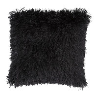 The Jasmin Black Accent Pillow Set