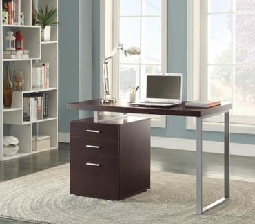 The Brennan Cappuccino Collection Desk
