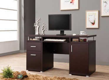 The Tracy Cappuccino Collection Desk