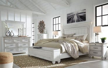The Kanwyn Storage Bedroom Collection