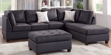 The Elroy 3pc Sectional