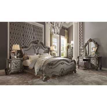 The Versailles Platinum Wood Collection