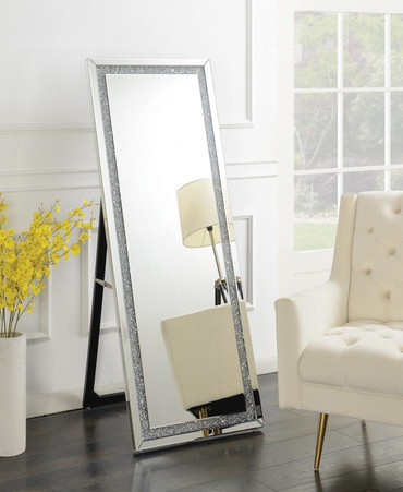 The Queen Collection Accent Mirror