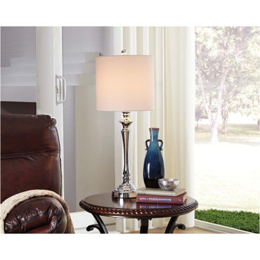 The Tiji Set of Two Accent Lamps