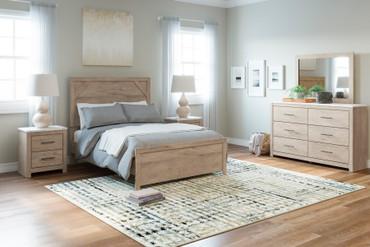 The Senniberg Queen Bedroom Collection