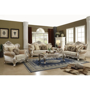 The Bently Champagne Living Collection