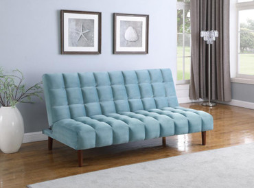 The Cullen Teal Sofa Bed Collection
