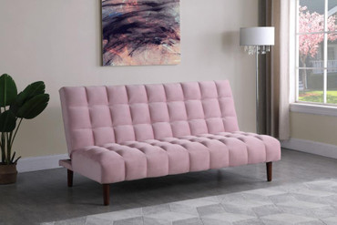 The Cullen Pink Sofa Bed Collection