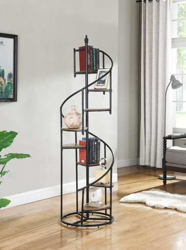 The Staircase Bookcase