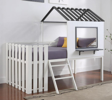 The Timber Loft Twin Bed