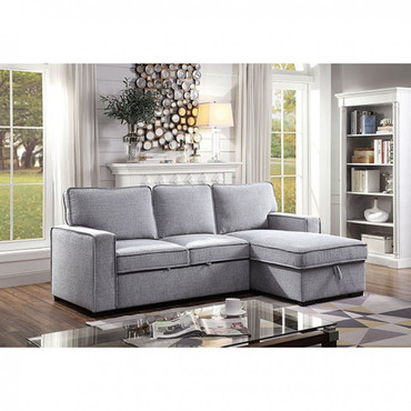 The Ines Storage & Sleeper Sectional