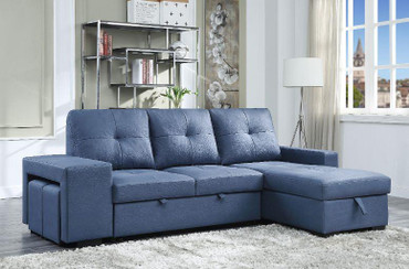 The Strophios Sleeper Storage Sectional