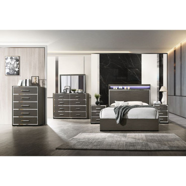 The Escher LED Bedroom Collection