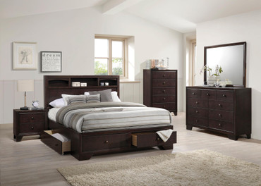 The Madison Storage Bedroom Collection
